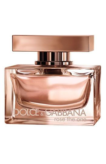 This Dolce&Gabbana 'Rose the One' Eau de Parfum available at #Nordstrom is EVERYTHING.  You can thank me later. #TreatYourself #StyleAndPanache