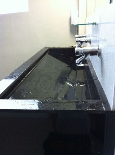 Long Sinks Bathrooms : Long sink for bathroom Hostel Pinspirations Pinterest