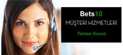 Bets10 müşteri hizmetleri