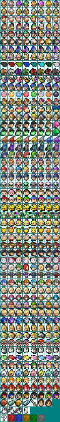 Stock Icons (Small)