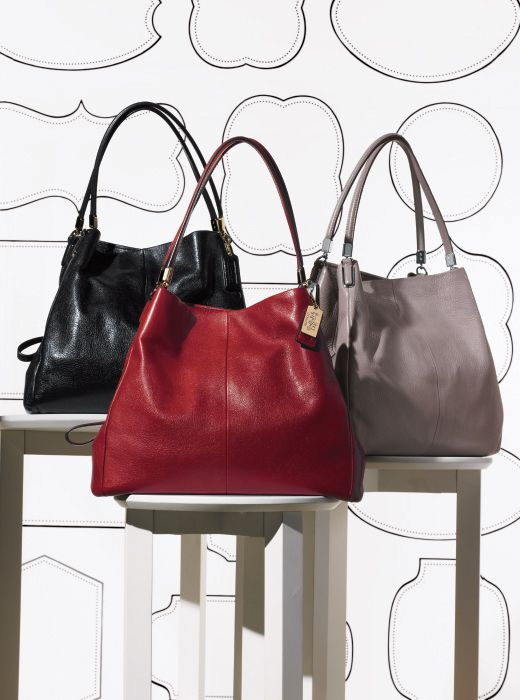 Always a favorite: Coach handbags.