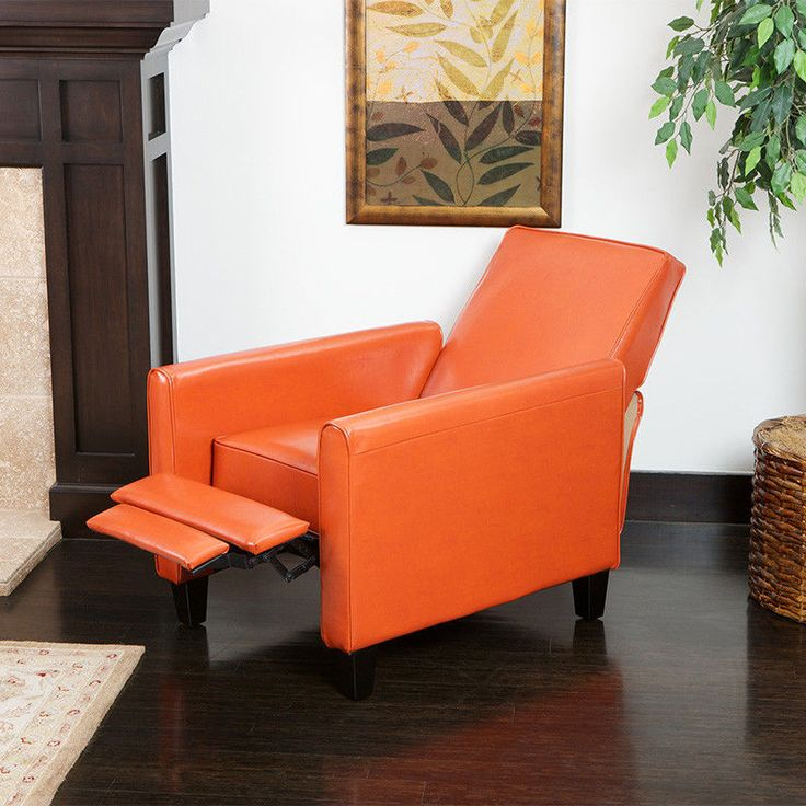 17 Best Ideas About Leather Recliner Chair On Pinterest