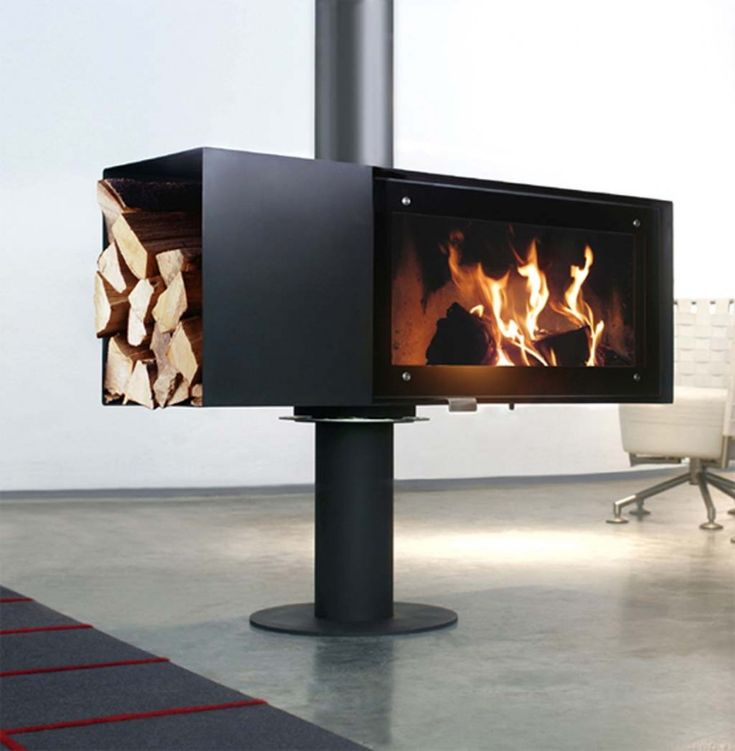 Smart Design Ideas : Smart Design Contemporary Freestanding Fireplace  Collection Image Id 34043   GiesenDesign