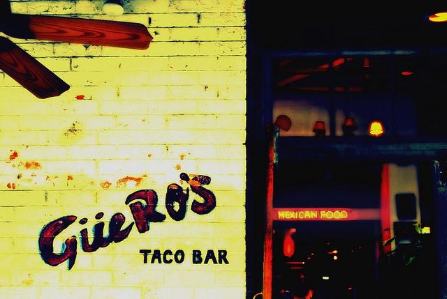 Guero's Taco Bar - South Congress, Austin TX