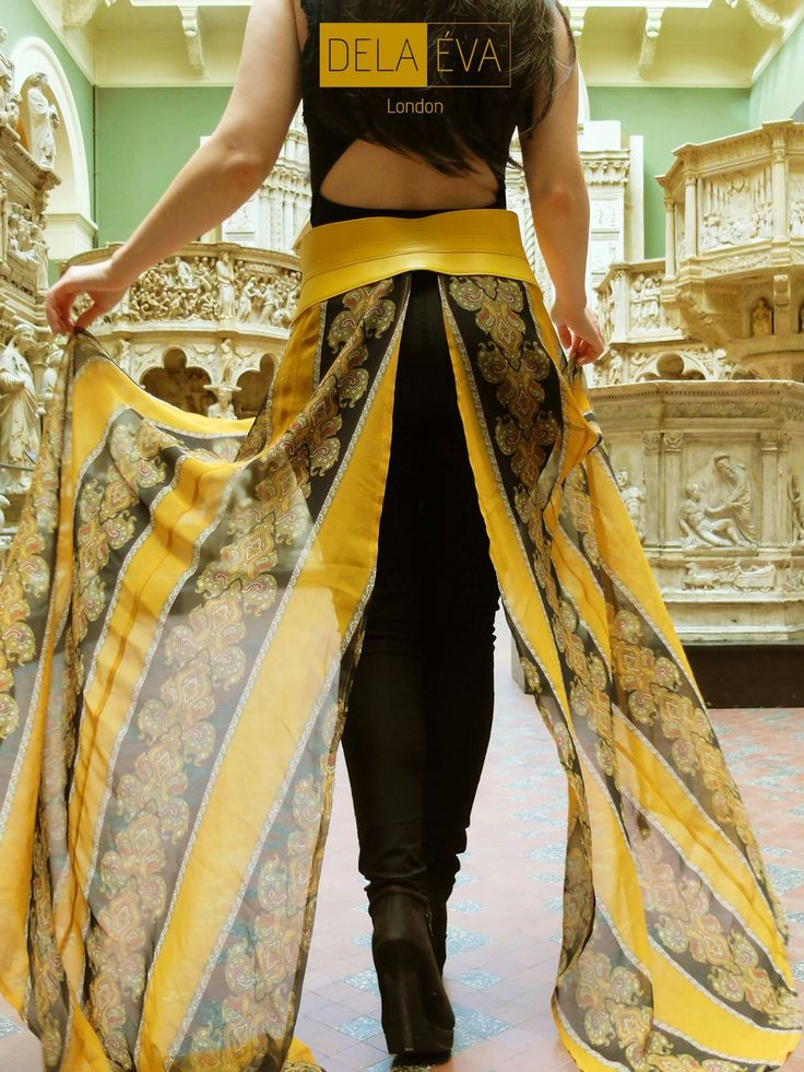 """>> You are part of World History. Be an Icon. Not the average Icon [Ikone] << Our new ICON SKIRT-BELT """"Neaera"""" [Goddess of the Sun]  Entirely handmade in Milan, Ital"""