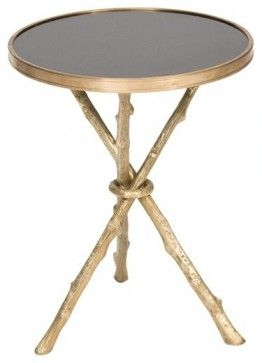 Twig Table - eclectic - side tables and accent tables - High Fashion Home