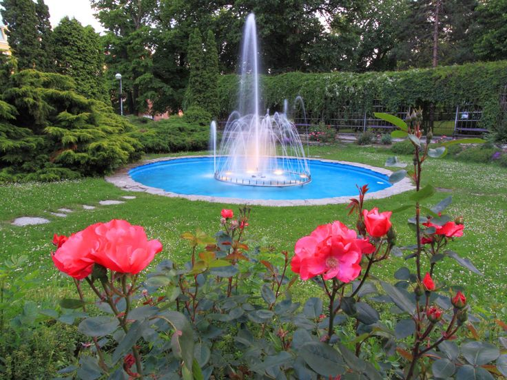 51 best FOUNTAINS & WATER GARDENS ALL TYPES images on Pinterest ...