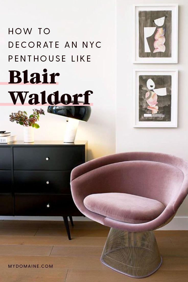 25+ Best Ideas About Blair Waldorf Bedroom On Pinterest
