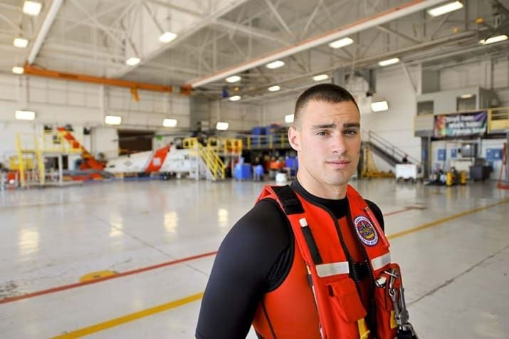 Rescue swimmers are like Navy SEALs, Army Rangers, and Air Force Pararescuemen rolled into one. These are the brave young people jumping out of helicopters into dangerous seas to carry out daring rescues.