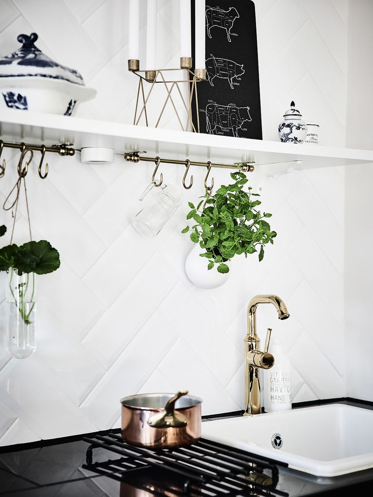 Entrance Fastighetsmäkleri  #interiordesign #details #interior #inredning #detaljer #kök #kitchen