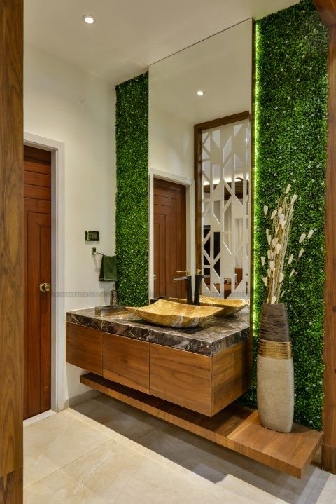 Contemporary Indian House in Indore | Aarambh Design ...
