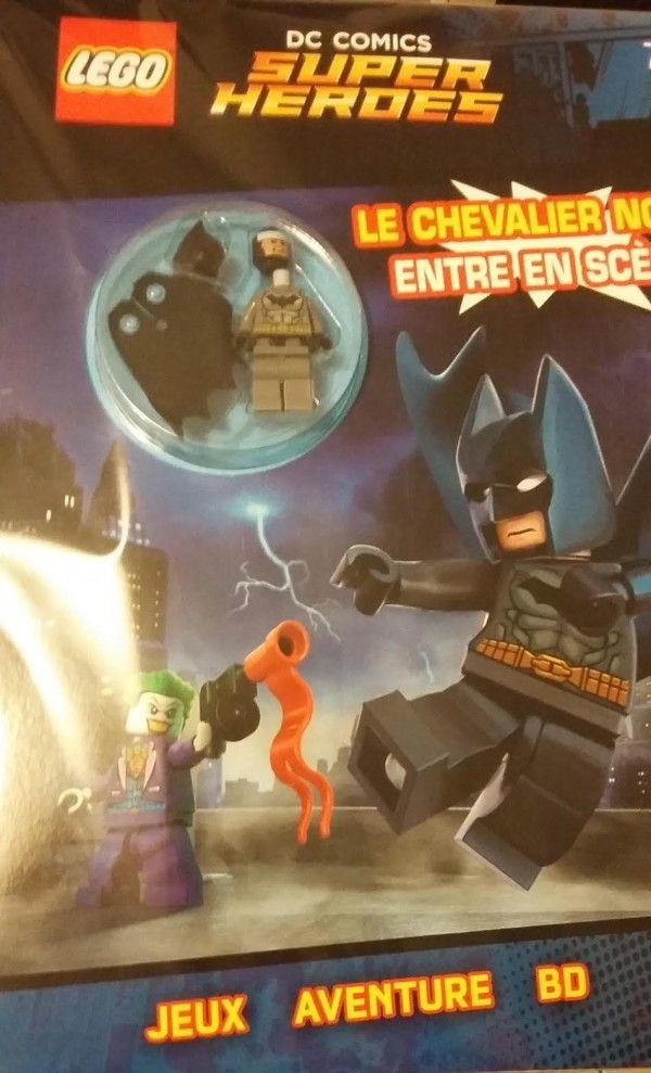 ToyzMag.com » LEGO DC Comics Super Heroes : une figurine Batman offerte