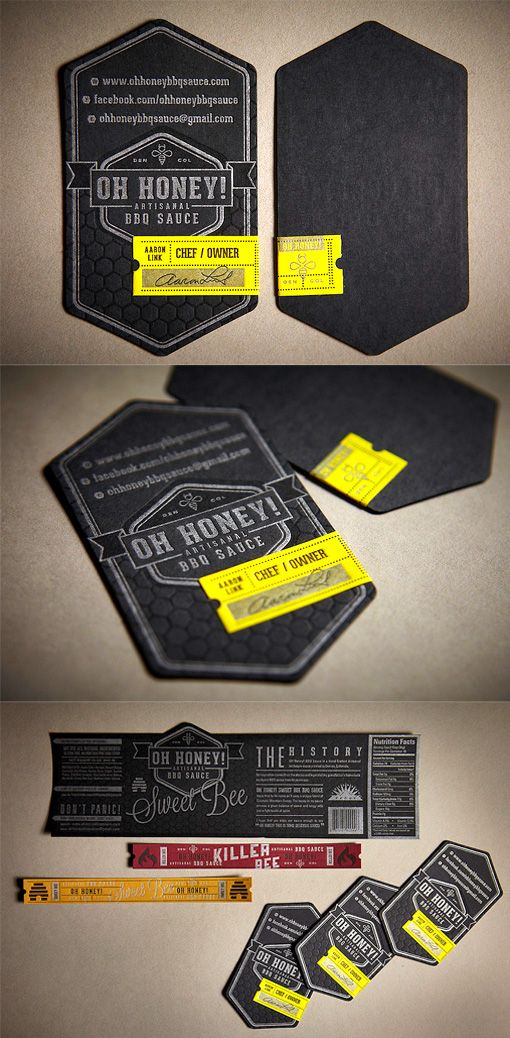 316 best Business Cards & Leave Behinds images on Pinterest | Graph ...