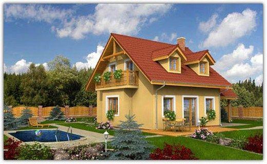 Budgetwoning Zece Hotare | Houten huis bouwen