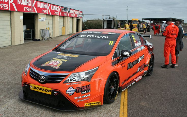Toyota Avensis - Frank Wrathall by SWT442