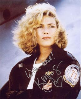 Chatter Busy: Kelly McGillis Quotes