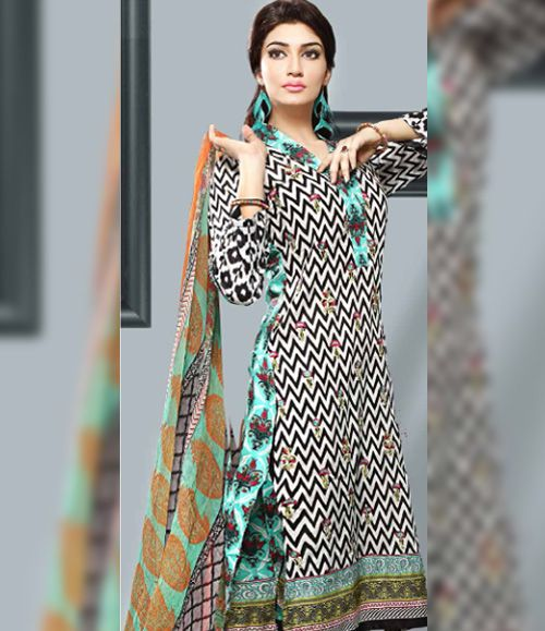 Dhanak Embroidered Lawn Collection ST_2010_A