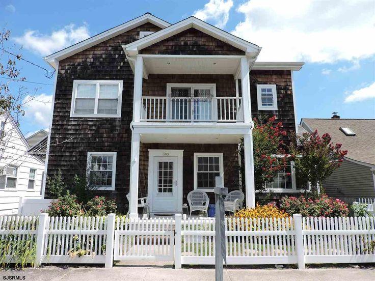 309 North Nassau Avenue, Margate City, NJ For Sale | Trulia.com