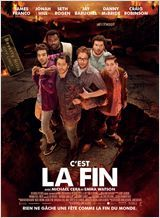 C'est la fin de Seth Rogen, Evan Goldberg — 3/5 — On se marre bien. 06/10/2013
