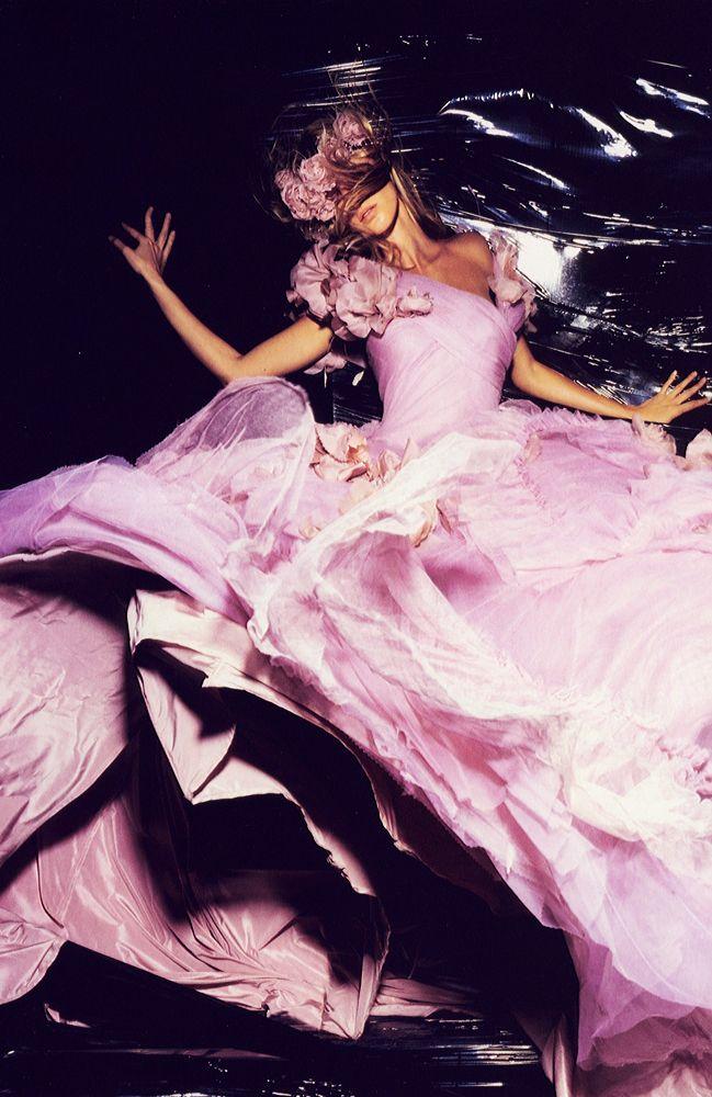 Gisele Bundchen for Vogue UK