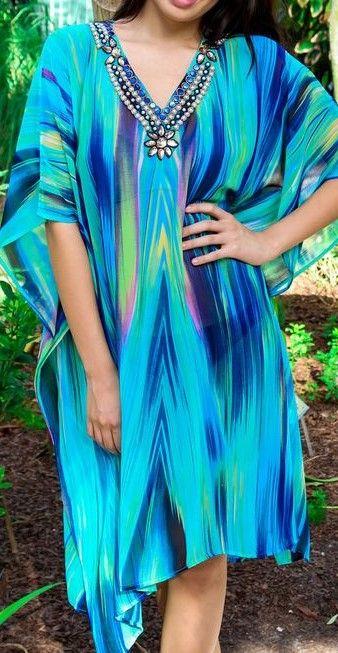 Embellished Kaftan  $59  one size  (rrp $99)