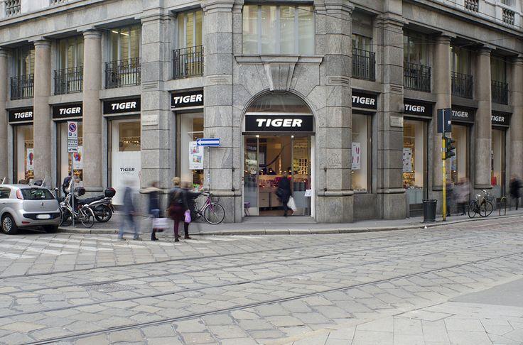 Il negozio tiger