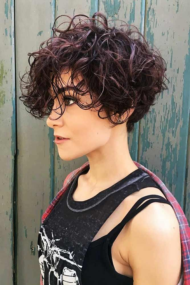 51 Easy Summer Hairstyles To Do Yourself Hair Styles Short Curly Haircuts Short Hair Styles
