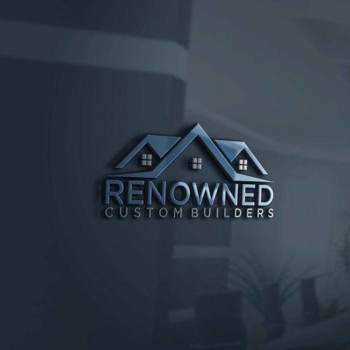 Design a stand out logo for custom home building company by gisela anatasya
