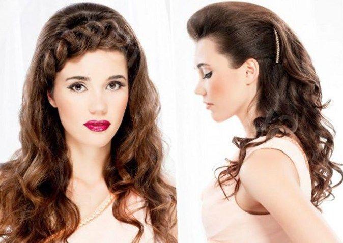 Укладка длинных волос на каждый день - http://popricheskam.ru/114-ukladka-dlinnyh-volos-na-kazhdyj-den.html. #прически #стрижки #тренды2017 #мода #волосы