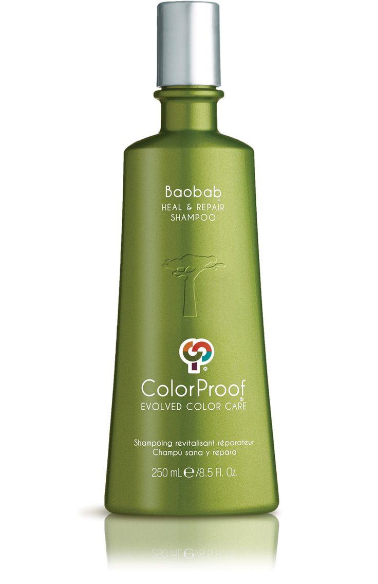 Baobab Heal & Repair tm Shampoo | Color Proof | Our Hair ...