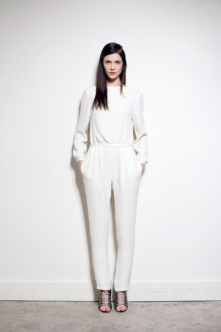 Band of Outsiders Resort 2013 - Runway Photos - Collections - Vogue