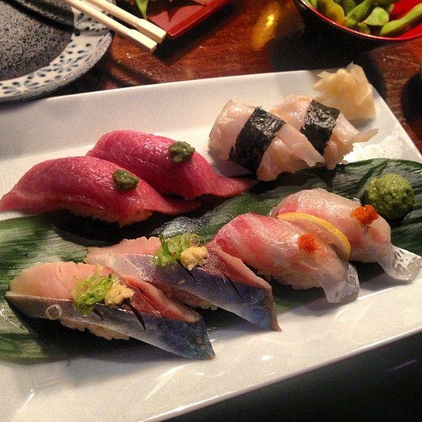 Ryoko's Japanese Restaurant & Bar -- I'm trying to like sushi...