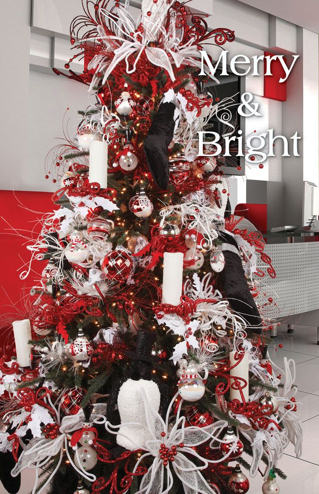Melrose Designer Christmas Tree 2013: Merry And Bright Part 51