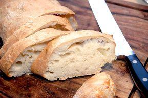 Manitobabrød er et klassisk italiensk madbrød, der ikke æltes. Dejen røres blot sammen, hvorefter den hæver i ni timer. Brødet bages ved høj varme. Manitobabrød laves af den proteinholdige manitoba hvedemel, og det er en super