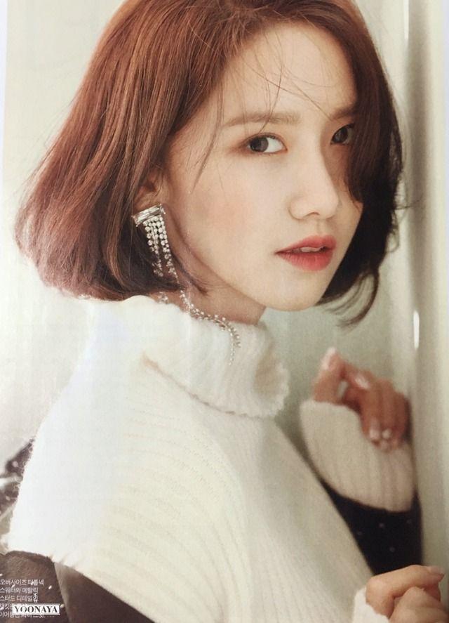 Yoona - Instyle Magazine November Issue, HQ scan by Yoonaya