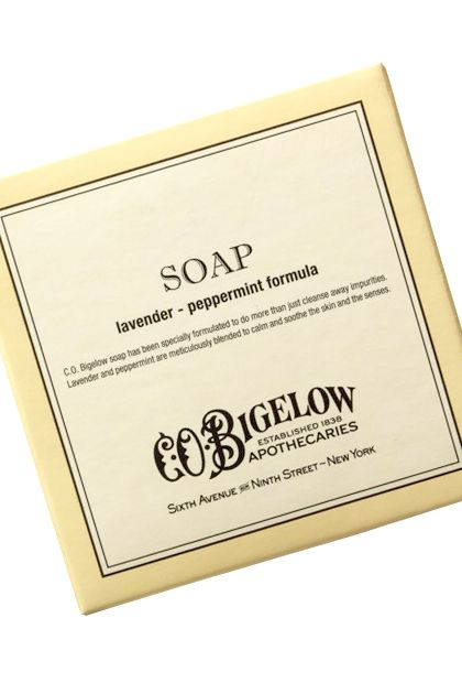 No. 1: C.O. Bigelow Lavender/Peppermint Soap, $1 , 10 Best Bar Soaps
