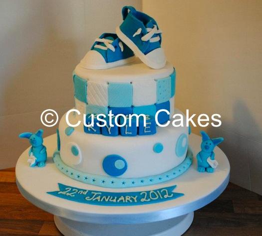 2 tier Blue Converse