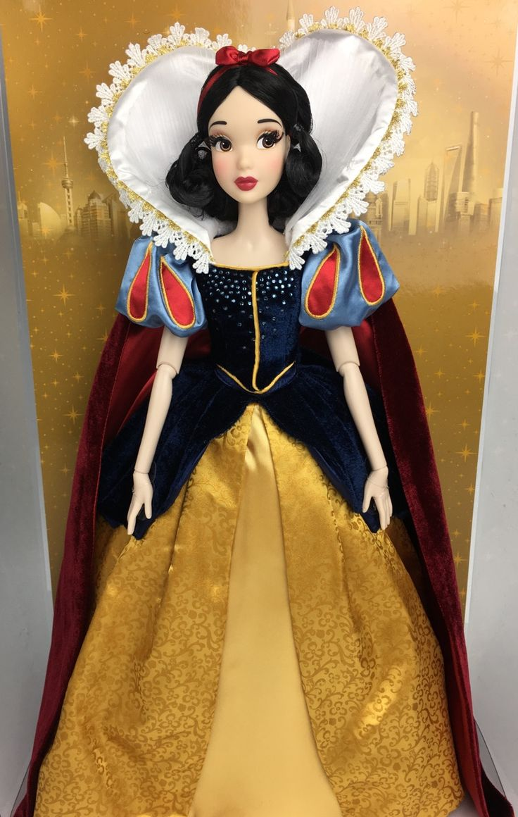 Jessica rabbit special edition doll by disney collectors dolls dark - Disney Dolls Snow White