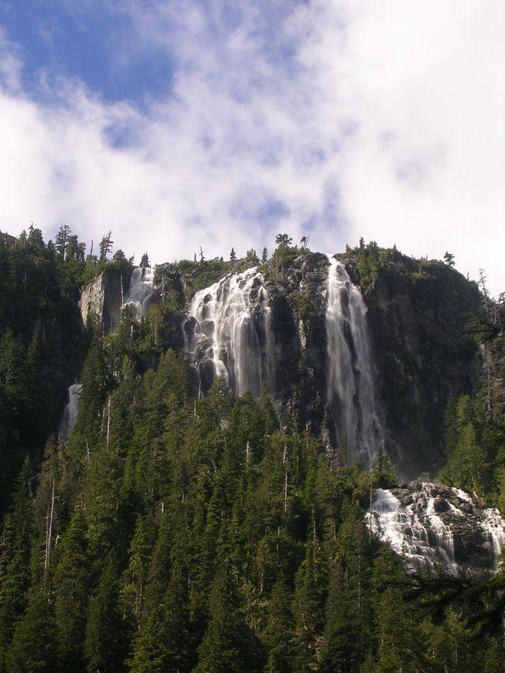 Della Falls - Vancouver Island