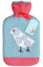 hot water bottle covers, for girls and guys, depending on how you decorate it.