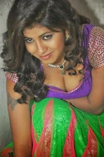 Wanna like to c my melons popping out - Geethanjali -
