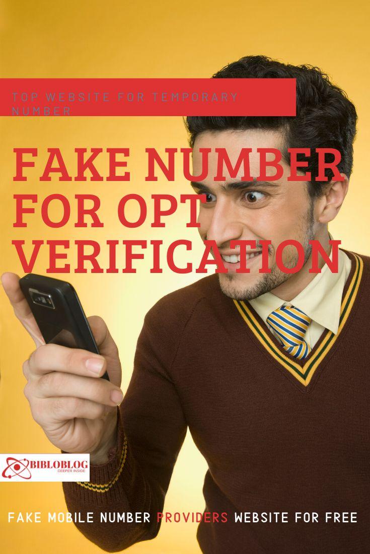 Free Mobile OTP Receive Websites Real phone numbers