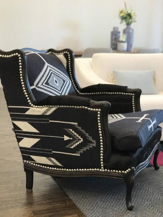 Feb 22, 2020 - SOLD! Im sorry this chair is NO LONGER AVAILABLE! This is one of my favorites of all chair Ive designed! Yes, I have a new love in my life and Ive nicknamed him, Johnny Cash! This chair has never looked better in black! I restored and distressed the wood using an Ebony wood stain. I was able to keep