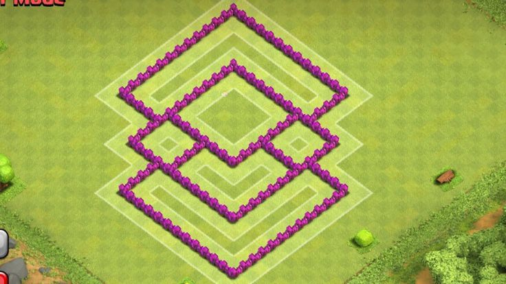 nice Clash Of Clans  Beast Town Hall 6 Farming Base (th6) !