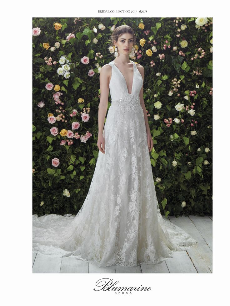 Blumarine - 6707S - Abiti da sposa