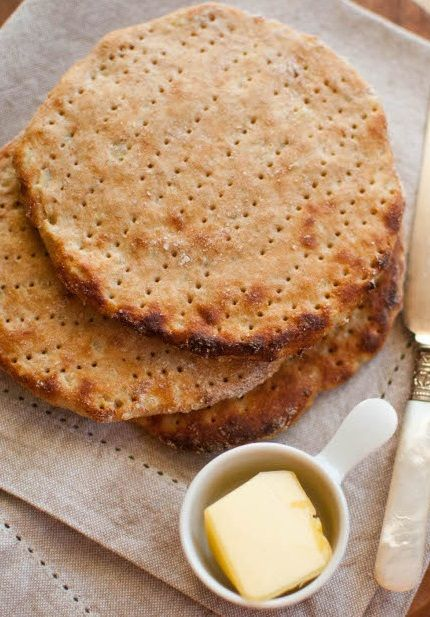 RIESKA ~~~ this finnish flatbread is traditionally made w/oat (ruisrieska), barley (ohrarieska), or potato (perunarieska). texture varies from cook to cook. recipe gateway: http://www.seriouseats.com/recipes/2013/05/rieska-finnish-rye-bread-recipe.html AND http://www.yasalamcooking.com/finnish-potato-flat-bread-perunarieska/#.VBDn7PldXh5 AND http://www.lily.fi/blogit/isyyspakkaus/perunarieskat AND http://www.carina-forum.com/ricette/bread/piadine/0000020_en.php [Finland] [honestcooking]