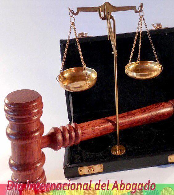 Feliz día del abogado - http://wp.me/p7GFvM-ArE