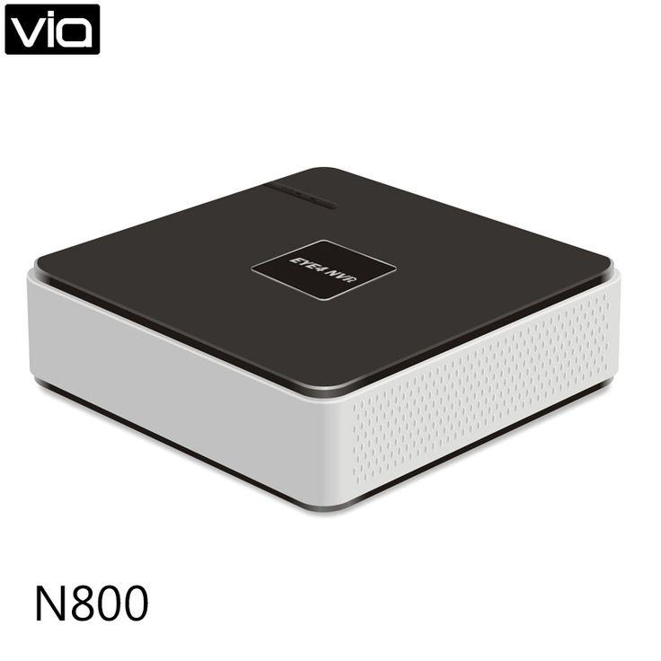 Vstarcam N800 Free Shipping Eye4 1080P NVR 4CH 8CH mini onvif P2P server Family home CCTV Network Video recorder For Vstarcam #Affiliate