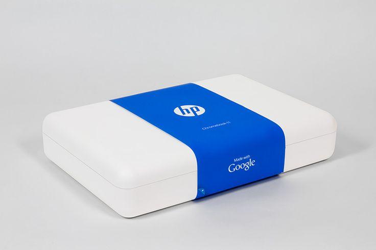 HP Chromebook 11 — The Dieline - Package Design Resource