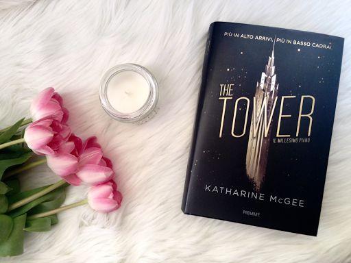 recensione del libro tre tower i katharine McGee, edito da piemme il 9 maggio